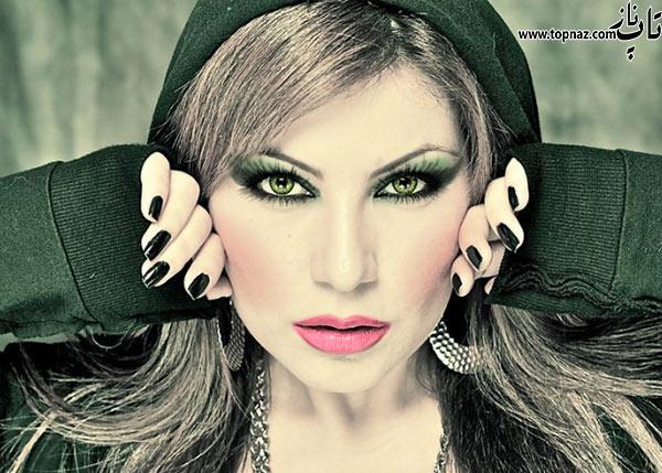 عکس های آزاد آریانا سعید - گالری عکس