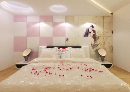 زیباترین مدل تزیین اتاق عروسی