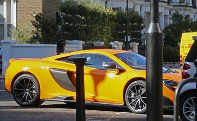 عکس ماشین جدید و گران قیمت مجری تخت گاز Top Gear