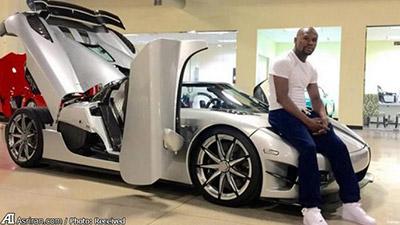 این مرد صاحب گران قیمت ترین خودروی جهان است! +عکس