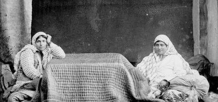 تیپ و لباس دختران ایرانی در 120 سال پیش چگونه بود؟ +عکس
