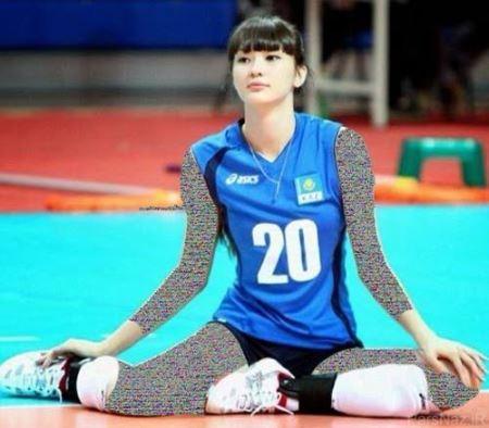 عکس جذاب ترین دختر والیبالیست 2015