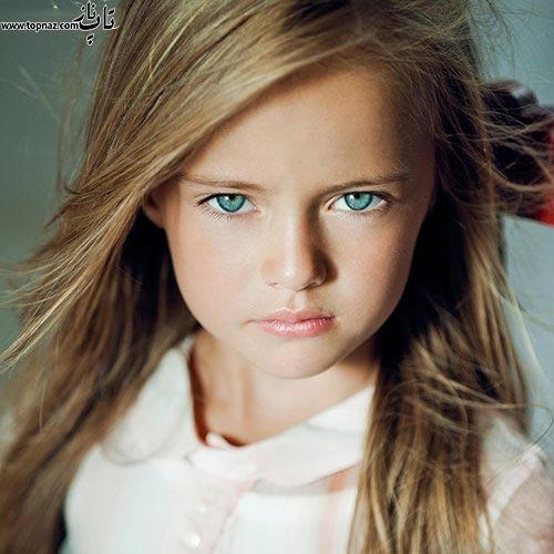 ع  پسر عکس های زیباترین سوپر مدل خردسال جهان
