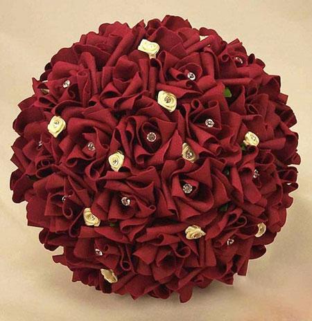 جدیدترین مدل دسته گل عروس