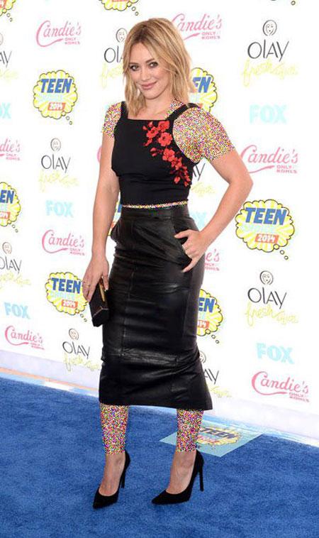مدل لباس زنان هالیوودی در مراسم Teen Choice Awards 2015