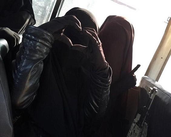 ماجرای زن تاجیکی که با زور با یک داعشی ازدواج کرد و فرار کرد!