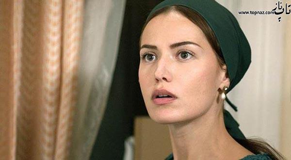 فریده در سریال ترکی چکاوک