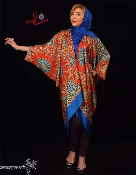 مدل مانتو ایرانی مشکات