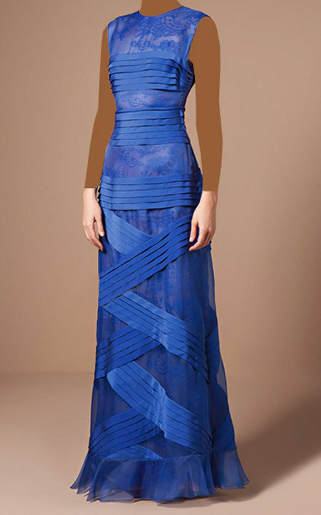 مدل لباس مجلسی Mabel Magalhaes