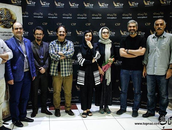 عکس های بازیگران فیلم محمد رسول الله