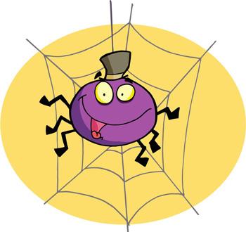 معمای ریاضیات : معمای 6 عنکبوت