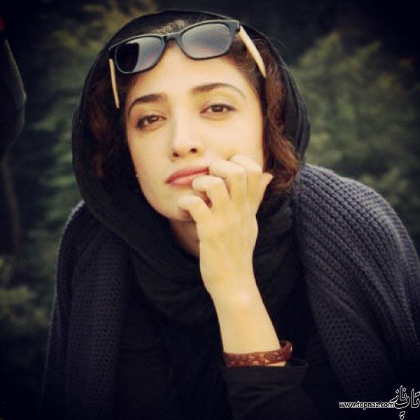 هانیه توسلی در  عکس های سلفی داغ مینا ساداتی در اینستاگرام