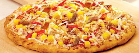 پیتزا انبه