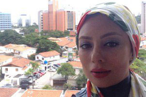 عکس یکتا ناصر با ظاهر جدید و مدل موی کوتاه