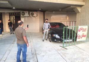 خودروی گران قیمت علی دایی که باعث دردسر شد!