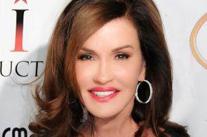 عکس از چهره جالب خانم بازیگر هنگام تزریق بوتاکس
