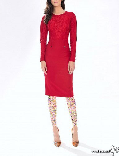 جدیدترین ژورنال مدل لباس مجلسی ۲۰۱۶