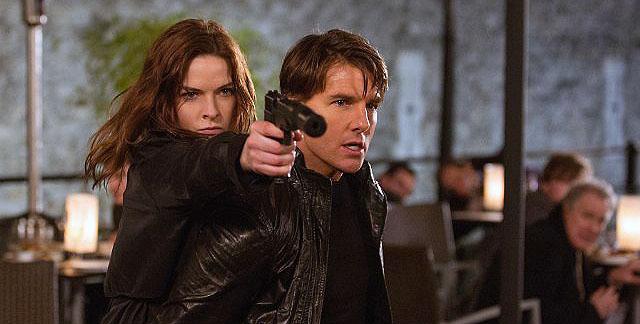 فیلم ماموریت غیرممکن - ملت سرکش ( Mission: Impossible - Rogue Nation )