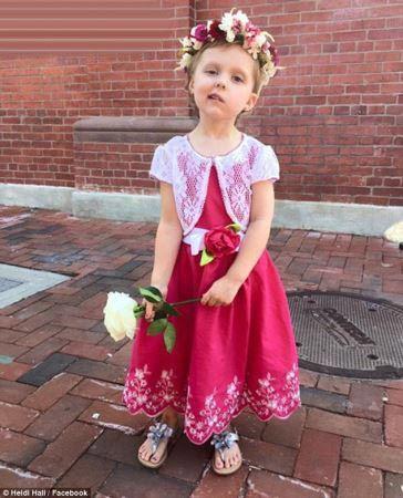 عکس های تولد حیرت انگیز برای دختر زیبا در آخرین سال عمرش