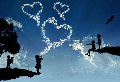 پست های عاشقانه و جمله های عشقی در فیس بوک