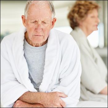 درمان آلرژی,بزرگی پروستات