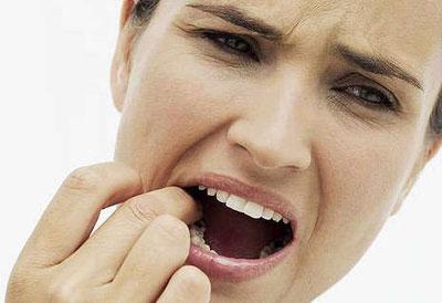شربت سرفه, عفونت دندان