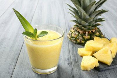 پروتز طبیعی , اسموتی آناناس