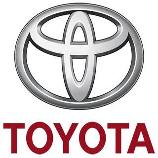 آرم شرکت های خودرو سازی, آرم تویوتا, آرم اتومبیل های جهان