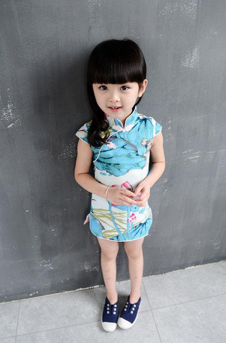 مدل پیراهن تابستانی جذاب دخترانه