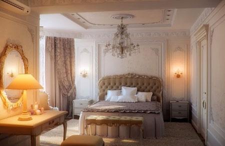 دکوراسیون مدرن اتاق خواب,طراحی اتاق خواب های شیک