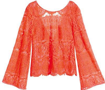 لباس زنانه در تابستان 94,بلوزهای شیک زنانه