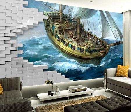 نحوه انتخاب بهترین مدل کاغذ دیواری برای منزل