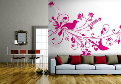 انواع کاغذ دیواری,طرح کاغذ دیواری,دکوراسیون داخلی