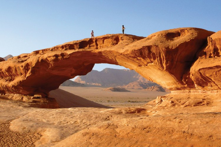 عکس های زیباترین بیابان های دنیا