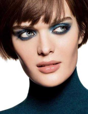 مدل آرایش غلیظ و لایت دخترانه