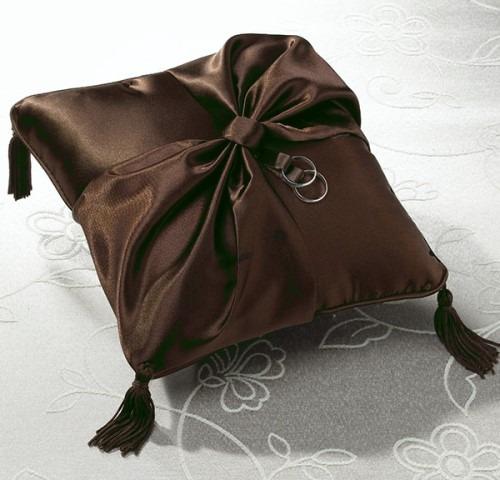 مدل تزیین جای حلقه عروس و داماد