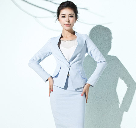 مدل کت و دامن کوتاه زنانه