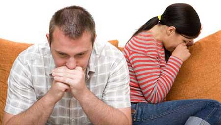 مشکل دلزدگی زناشویی