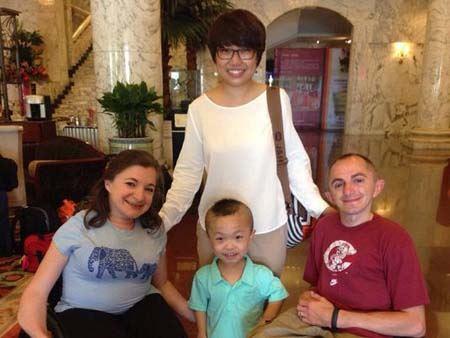 اقدام جالب زن و شوهر کوتوله در چین