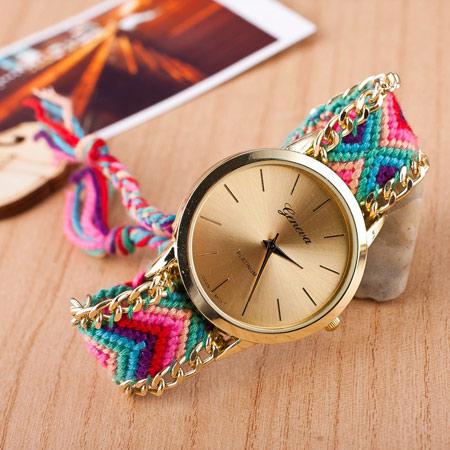 مدل ساعت های شیک دخترانه