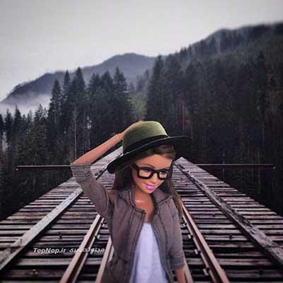 عکس های صفحه اینستاگرام عروسک باربی!