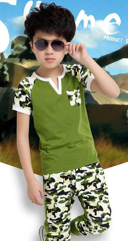 لباس تابستانی پسر | مدل لباس تابستانی پسرانه