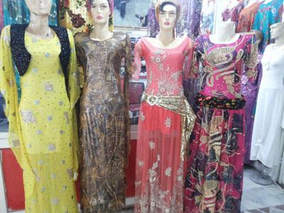 عکس های مدل لباس زنان کردستان