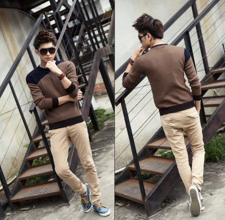 مدل لباس گرم مردانه