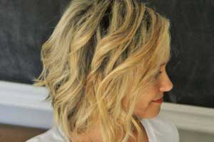 آموزش فر کردن مو با اتو مو براحتی