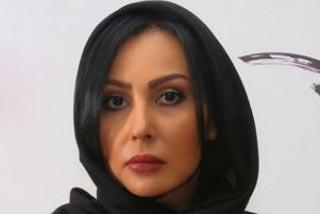 روش جالب پرستو صالحی برای ثابت کردن عدم جراحی زیبایی صورتش