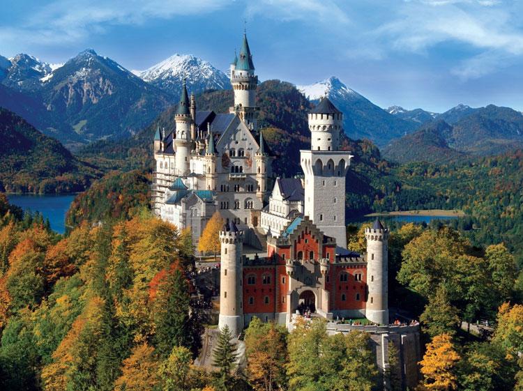 عکس هایی از زیباترین مناطق اروپا