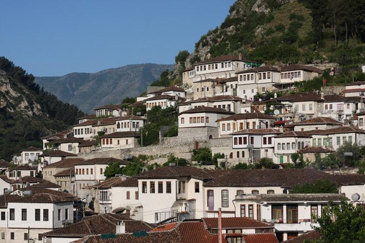 برات (Berat)، آلبانی