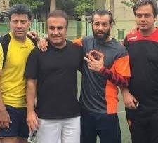 امیر تتلو از حضور در تمرینات فوتبال محروم شد