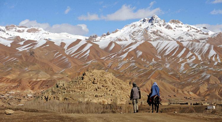 کشور کم بازدید افغانستان